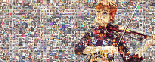 Lindsey Stirling - The Instagram Wall